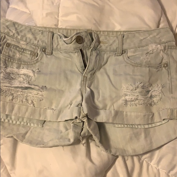 American Eagle Outfitters Pants - AE denim shorts